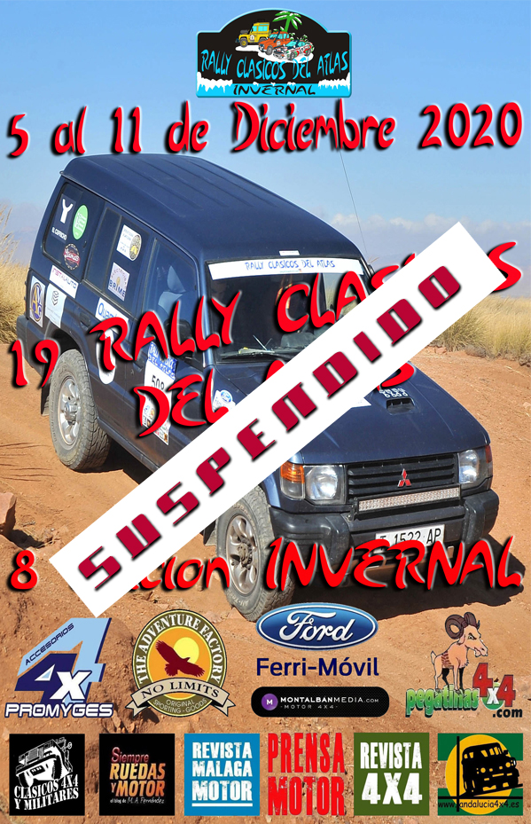 Rally Invernal 2020