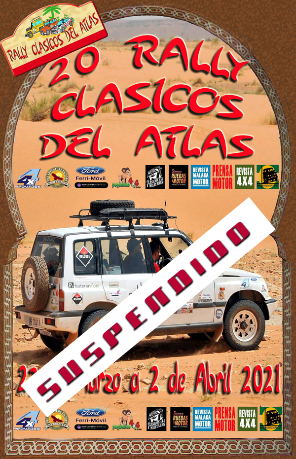 Rally Solidario 2021