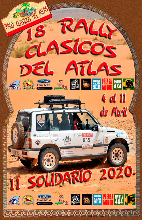 Rally Solidario 2020